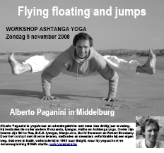 workshop ashtanga yoga